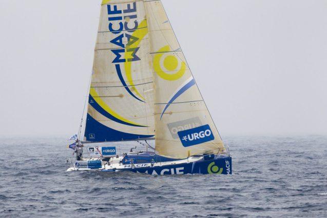 ETAPE 4, SOLITAIRE URGO LE FIGARO 2017