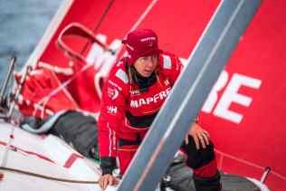 2017-18, Leg Zero, MAPFRE, On board, On-board, Pre-race, Rolex Fastnet Race, Sophie Ciszek