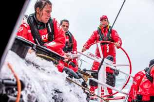 © Ugo Fonolla/Volvo Ocean Race