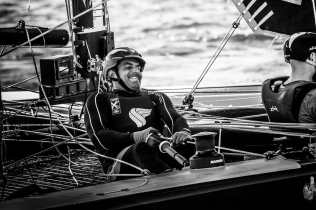 Cardiff, Day4, ESS, Extreme Sailing Series, GC32, Nasser Al Mashari, Oman Air, Vincent Curutchet