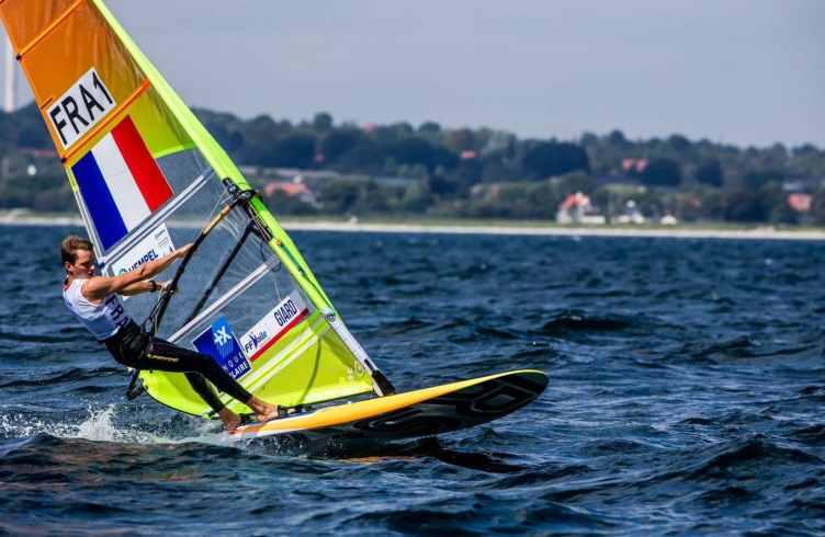 aarhus, aarhus sailing week, classes, fra 1 louis giard, rsx m, olympic classes, olympic sailing