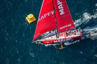 Aerial,Spain,Alicante,MAPFRE,2017-18,port, host city,Kind of picture,MAPFRE In-Port Race Alicante