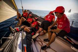 Start,Commercial,Pre-race,MAPFRE,NORTH SAILS,2017-18,on board,on-board,leg zero,Race Suppliers,Prologue