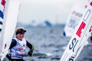 2018 World Cup Series, GAMAGORI, Japan, Laser Radial, Olympic Sailing, SUI 208300Andrea Nordquist (W)SUIAN2, Sailing Energy, WC Series Gamagori, World Sailing