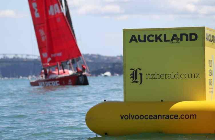 Buoy,Commercial,MAPFRE,2017-18,port, host city,Race mark,The New Zealand Herald In-Port Race