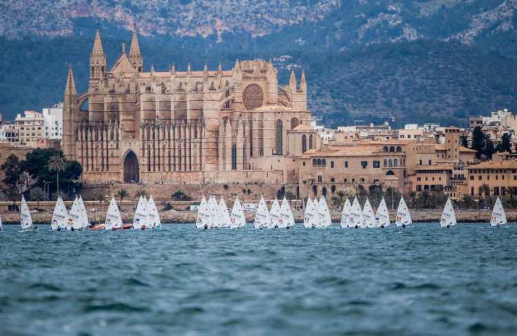 2018, Laser Radial, Mallorca, Olympic sailing, Trofeo Princesa Sofia Iberostar