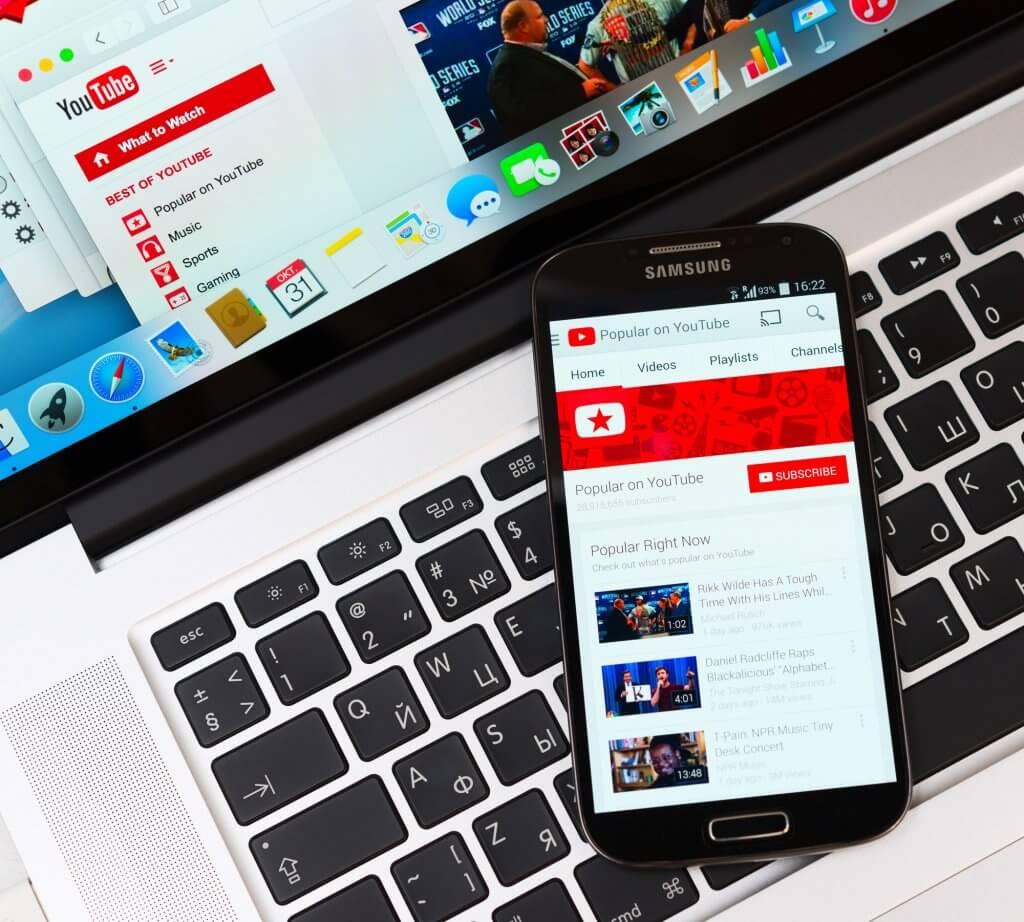 comment devenir tendance sur youtube