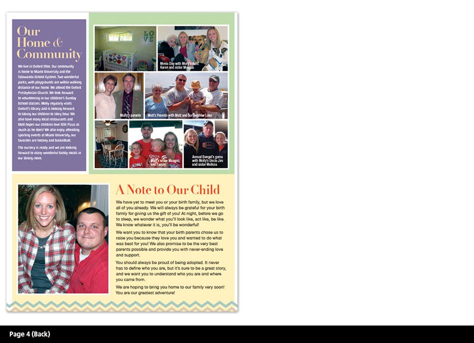 Adoption Profiles - Concept 5 Page 4