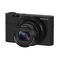 "Sony Sony DSC-RX100 Digital Camera, 20.2Mp, 3"" Xtra Fine LCD Display - Black"