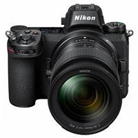 Nikon Z6 FX-Format Mirrorless Camera with NIKKOR Z 24-70mm f/4 S Lens
