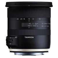 Tamron 10-24mm f/3.5-4.5 Di II VC HLD Wide Angle Lens for Canon EF Mount