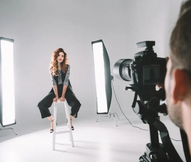 Modeling With Studio Lighting
