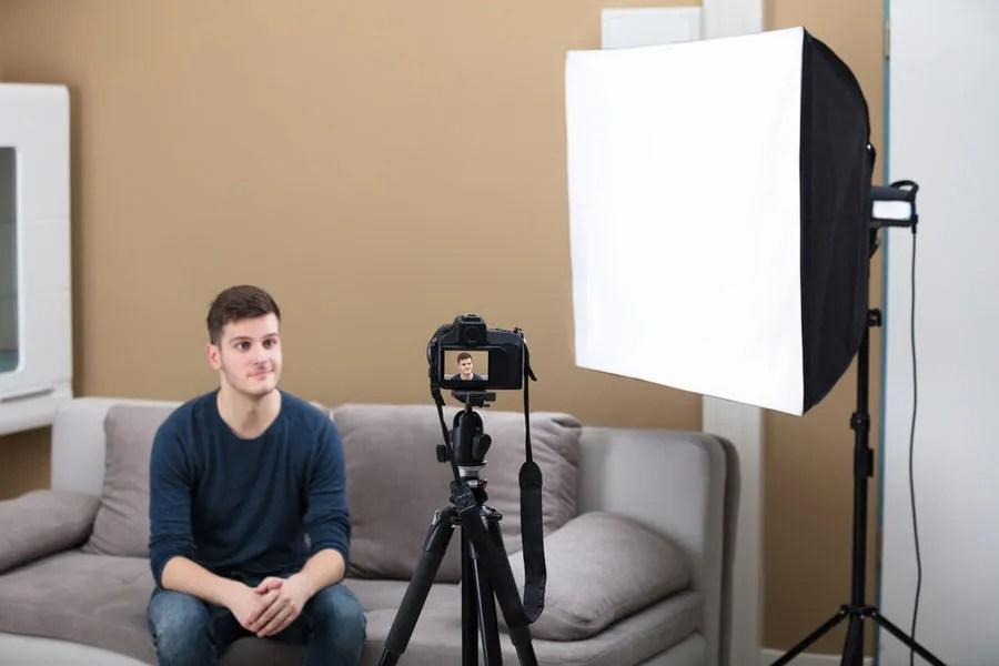 اكتمال ملاوي اضطراب best lighting setup for video