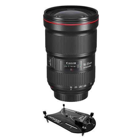 EF 16-35mm f/2.8L III USM Ultra Wide Angle Zoom Lens - U.S.A. Warranty - Bundle With Platy