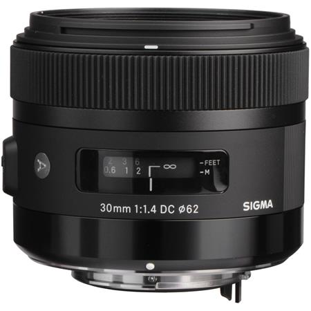 Sigma 30mm f/1.4: Picture 1 regular