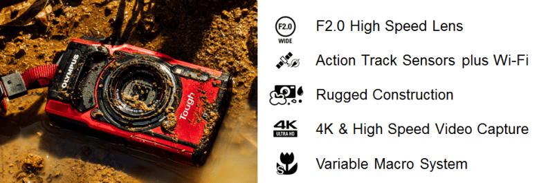 TG-5 Characteristics