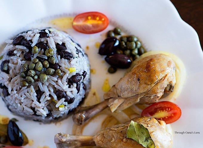 Costa Rican Chicken Escabeche
