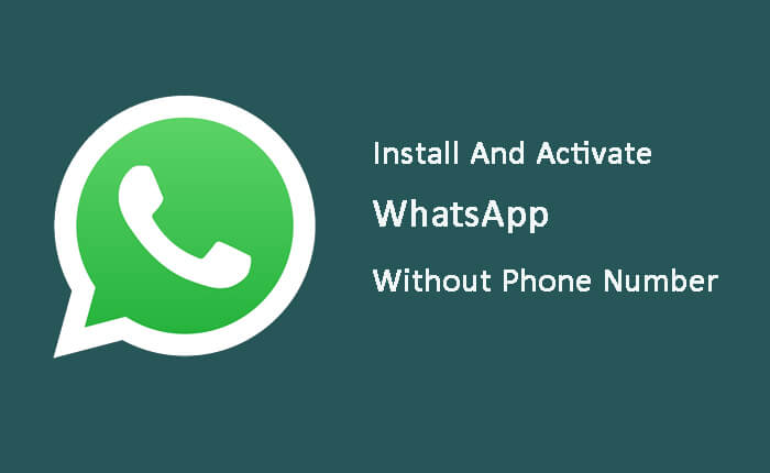 Image Result For Activate Whatsapp Without Number