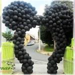 Arco-de-Balões-Orelha-do-Mickey