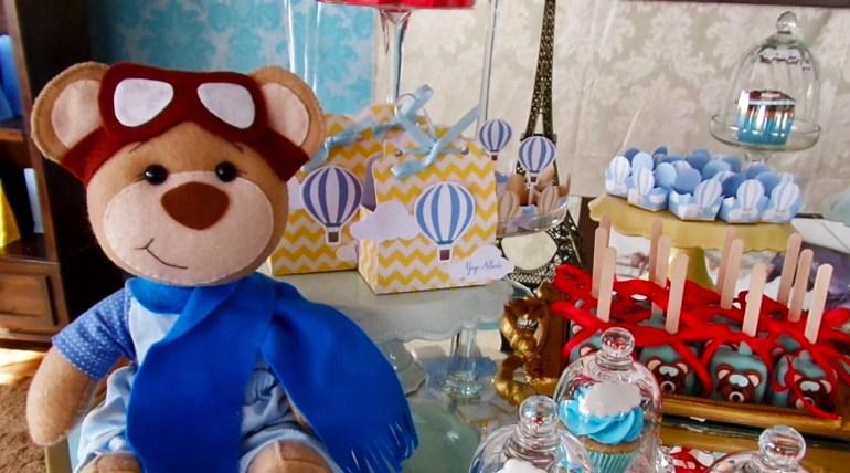Aluguel Decoração de Chá de Bebê