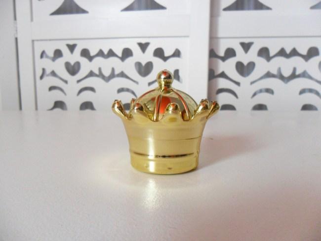 Mini Coroa Dourada Pl