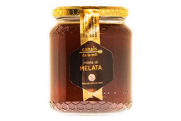 barattolo miele di melata