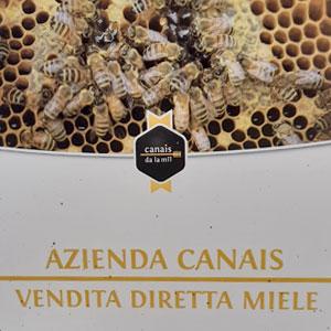 azienda canais vendita diretta miele