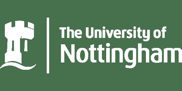 Nottingham University logo, client of a dozen eggs