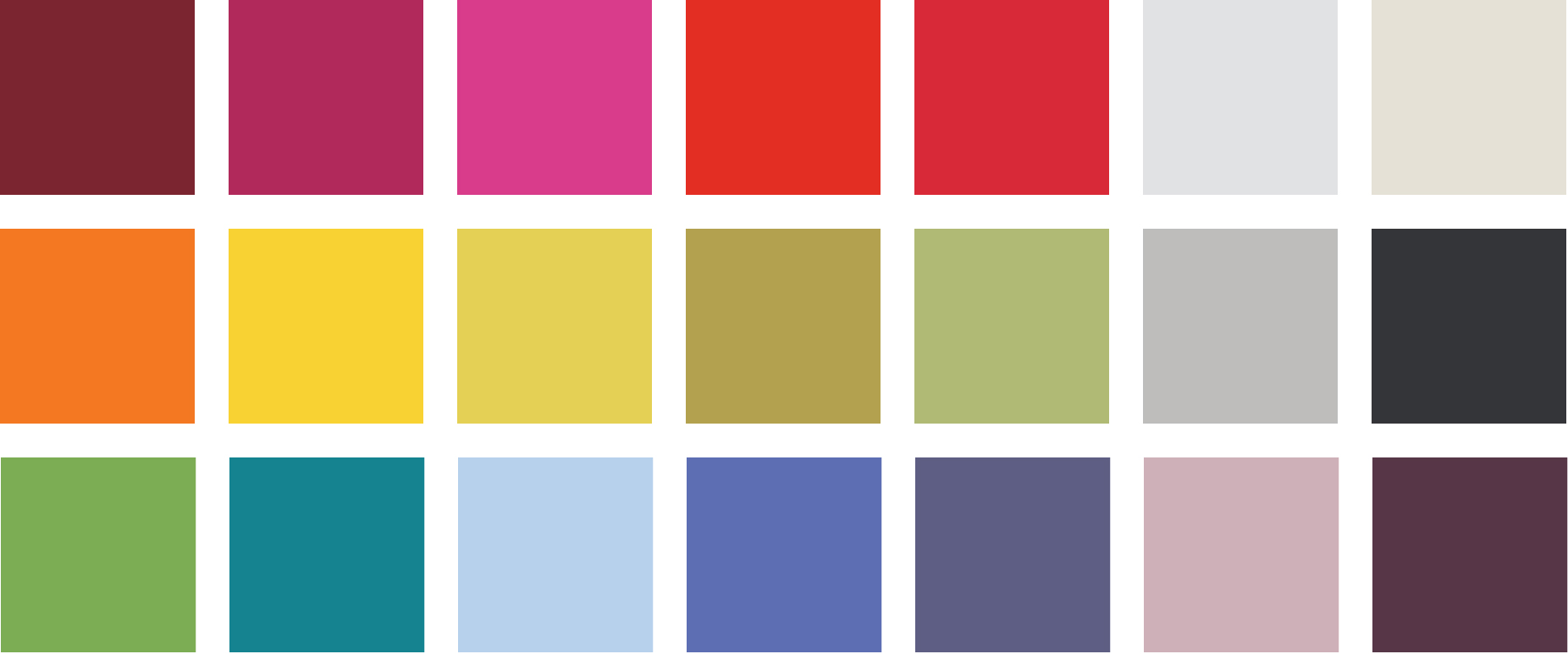 Habitat paint colours - a look into colour psychology