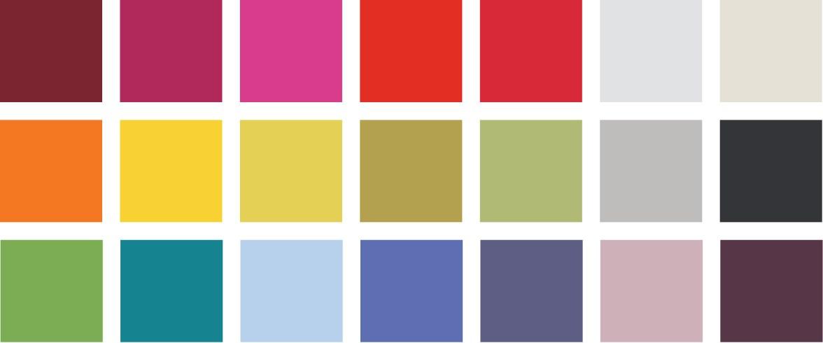 Habitat paint colours - a look into colour psychology