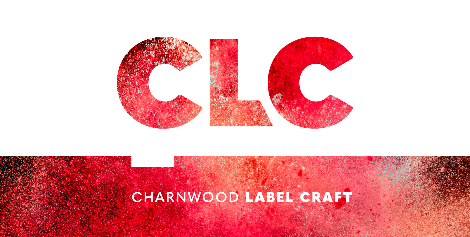 Charnwood Label Craft brand identity