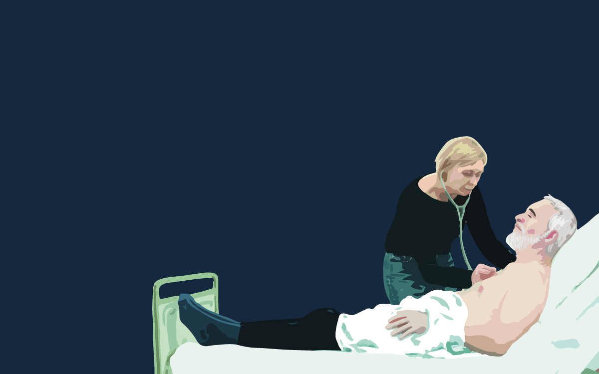 Animation for Nottingham University's teaching hospital Queen's Medical Centre