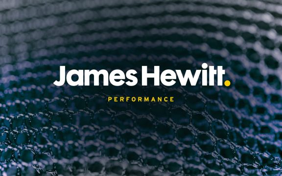 James Hewitt Performance branding
