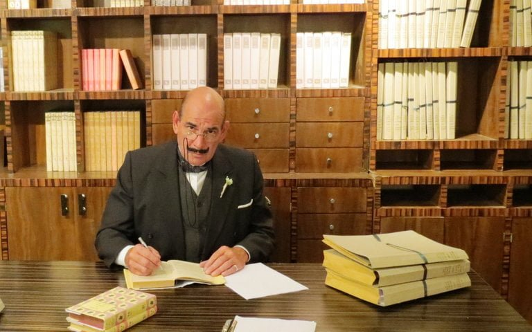 hercule, poirot, agatha, christie, events, event, management