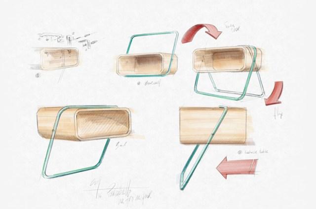 Premio Asturias Diseña 2019 - Diseño de Producto Negroimpar Portobello