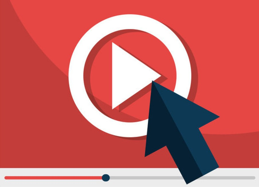 video with pointer