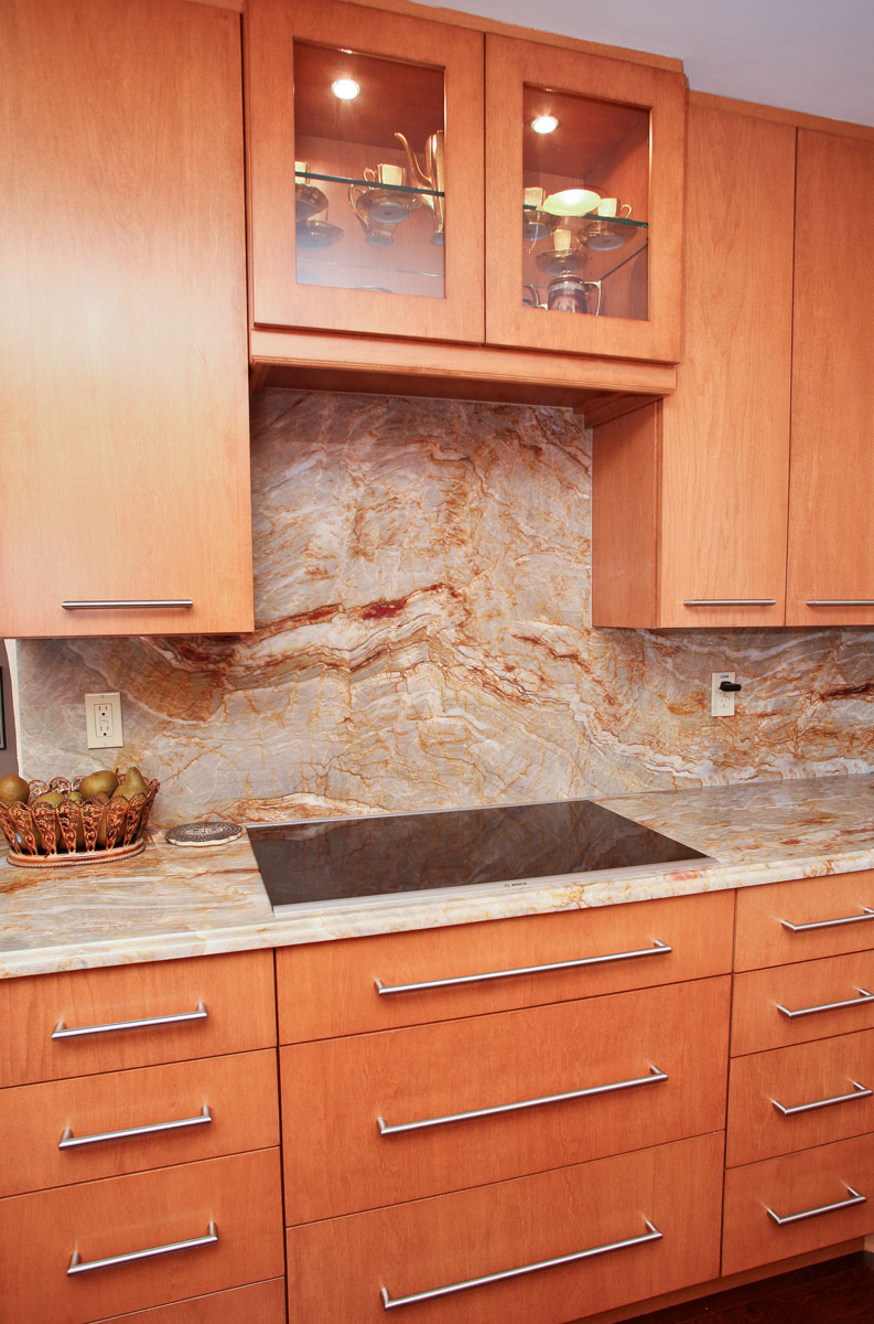 Pictures Of Granite Kitchen Countertops And Backsplashes ... on Kitchen Backsplash Backsplash Ideas For Granite Countertops  id=21436