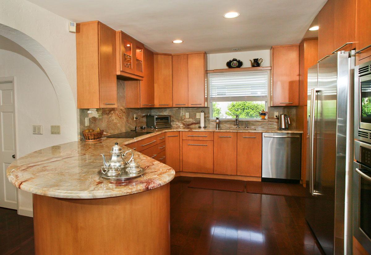 kitchen countertop ideas Orlando on Kitchen Counter Top Decor  id=46076