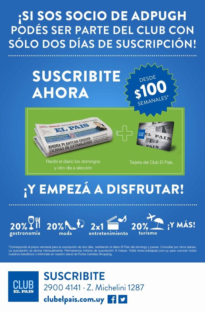 Mailing- convenio El país-ADPUGH
