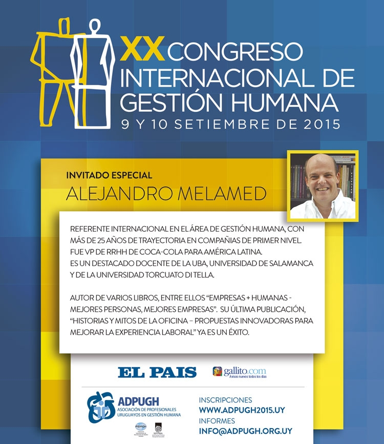 Flyer - Alejandro Melamed