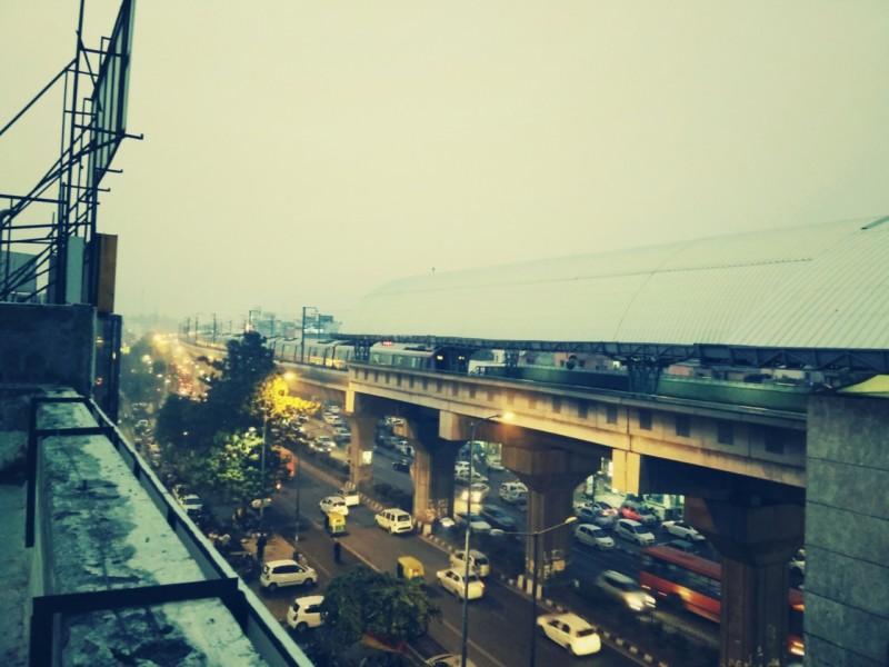 3-metro station