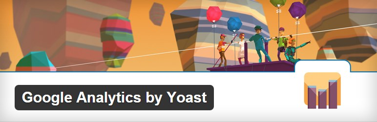 The Google Analytics by Yoast plugin for WordPress allows you to track your blog easily and always stays up to date with the newest features in Google Analytics.