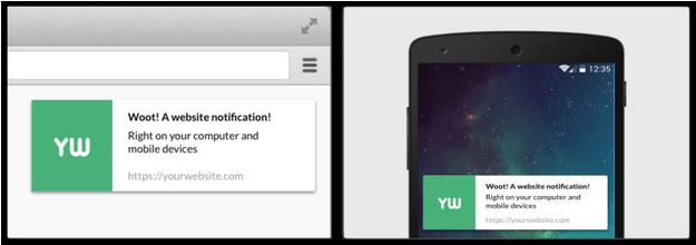 Push notifications 2