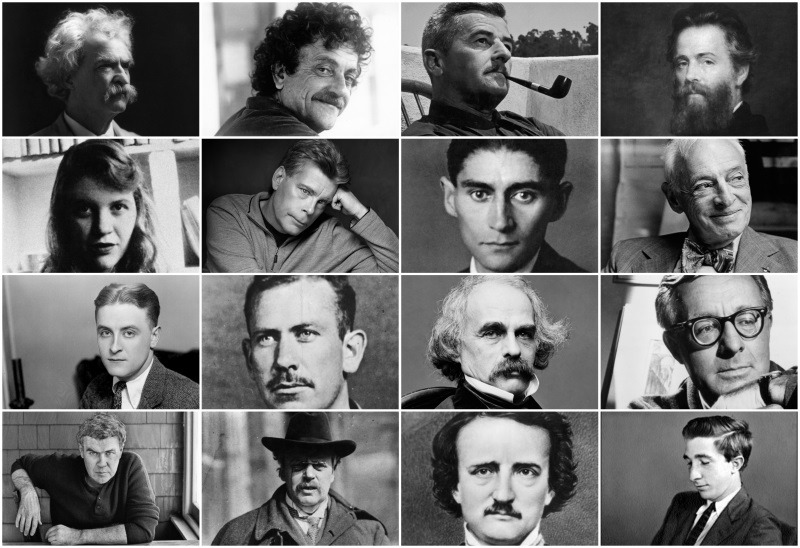 famous authors and writers