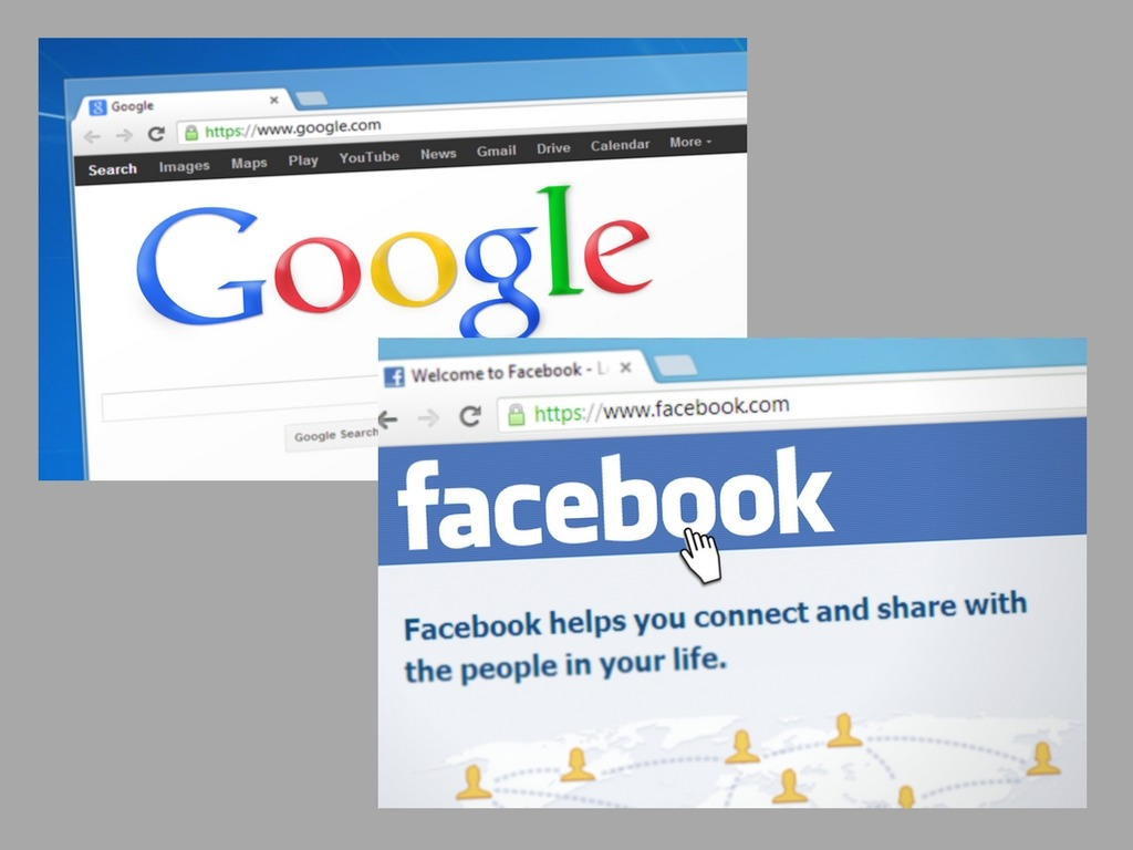 Report: Google Facebook Duopoly Now Controls 20% of Global Ad Spend