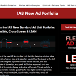 IAB Releases New Ad Portfolio with 360-Degree Video and Virtual Reality Ads