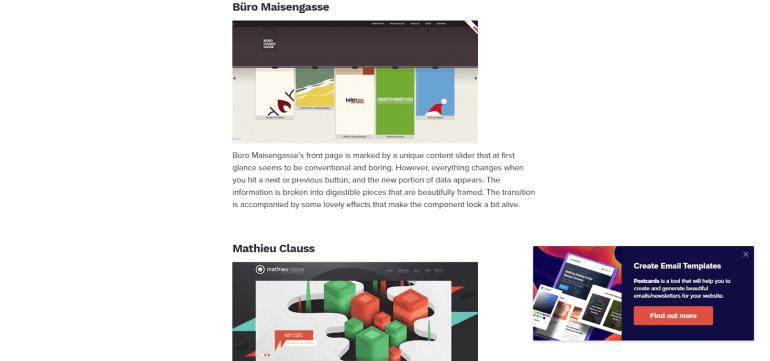 Designmodo slide form example