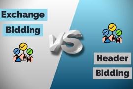 Exchange Bidding vs Header Bidding