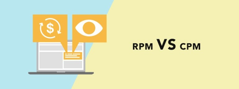 how to increase adsense RPM: Page RPM vs CPM