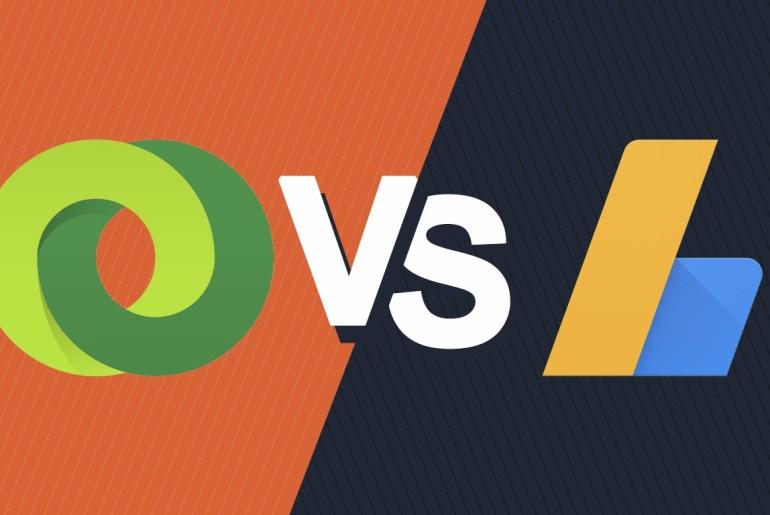 Adx vs Adsense